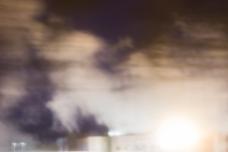 Tehdas - Biofactory at night